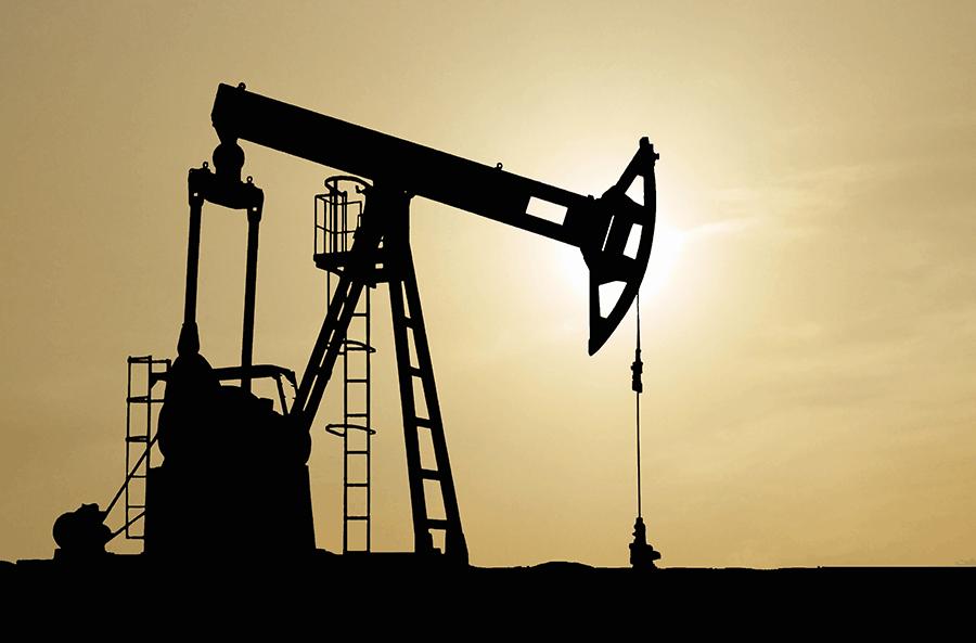 Energy Program Oil Rig