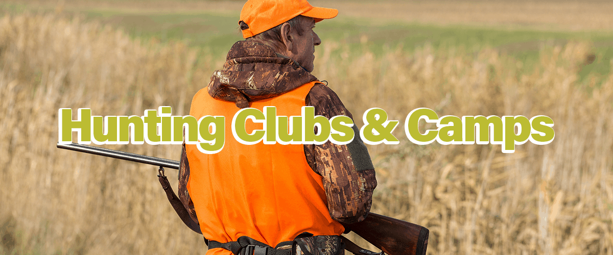 Hunting Clubs and Camps Insurance