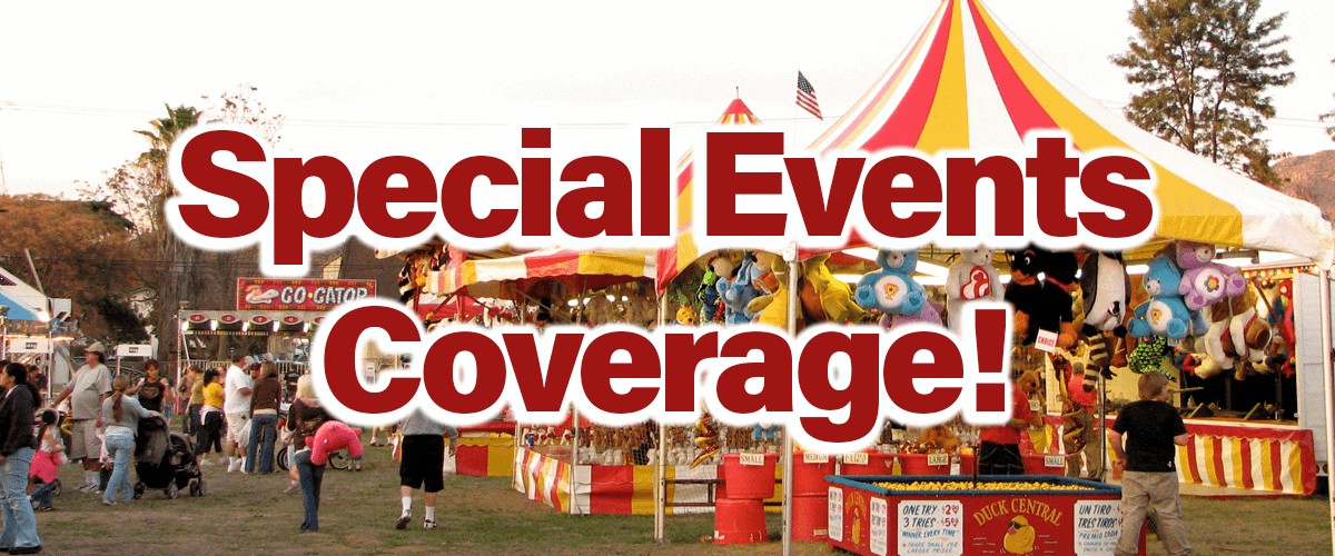 Special Events Insurance Coverage